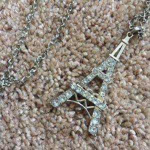 Jewelry - Eiffel Tower necklace